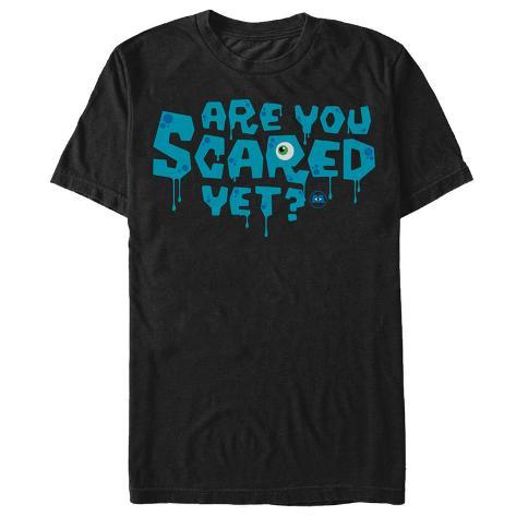 Monsters University- Scared Yet? T-Shirt