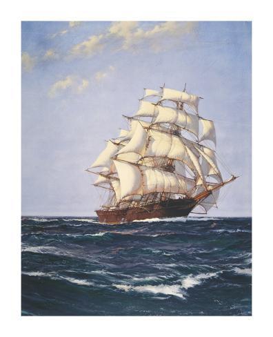 Sovereign of the Seas Premium Giclee Print