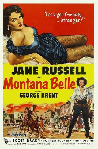 Montana Belle Stampa master
