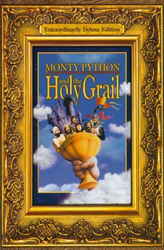 Monty Python and the Holy Grail Masterprint
