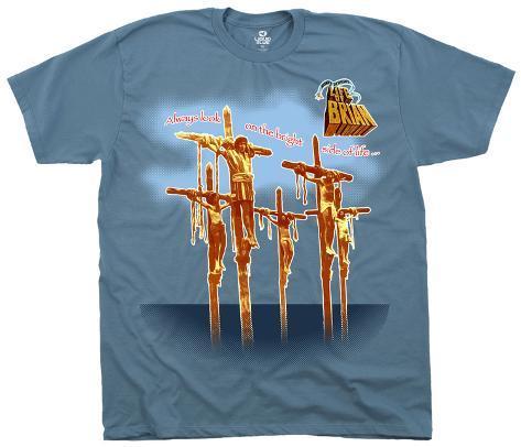 Monty Python- Bright Side Of Life T-Shirt