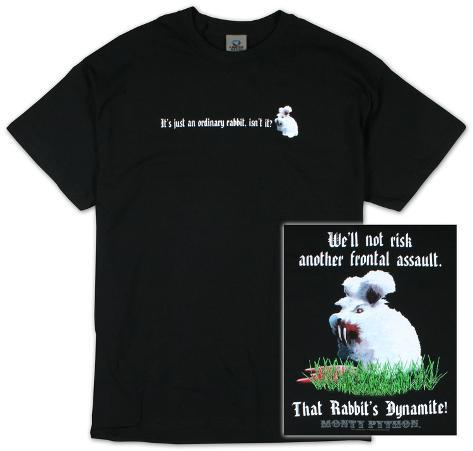 Monty Python - Killer Rabbit T-Shirt