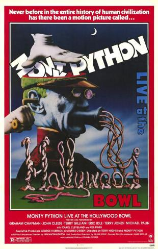 Monty Python Live at Hollywood Bowl Masterprint