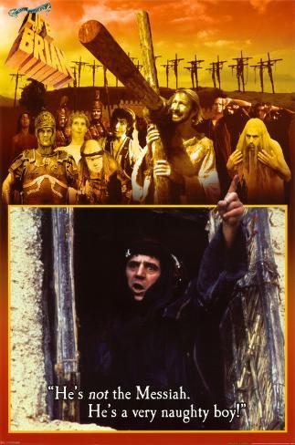 Monty Python Poster