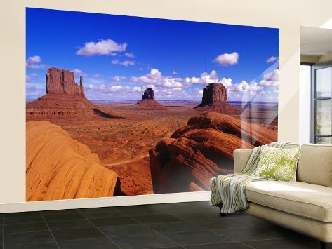 Monument Valley, Arizona, USA Wall Mural – Large