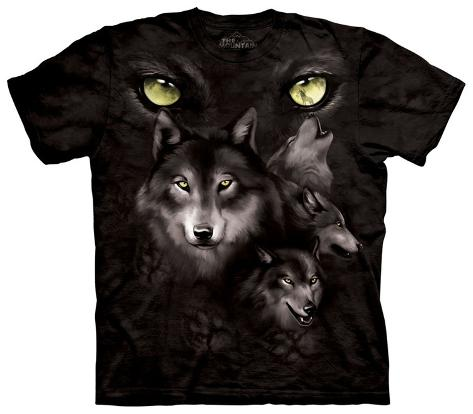 Moon Eyes Collage T-Shirt