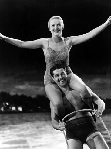 Moon Over Miami, Betty Grable, Don Ameche, 1941 Photo