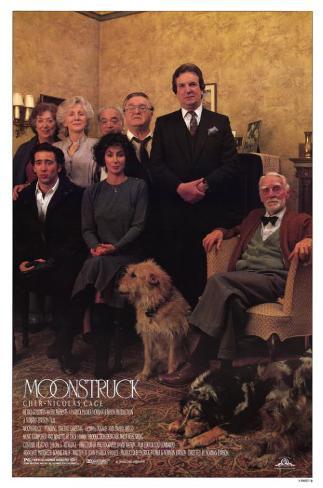 Moonstruck Masterprint