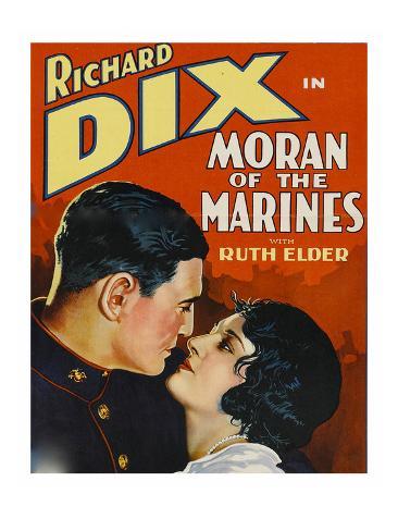 Moran of the Marines Art Print
