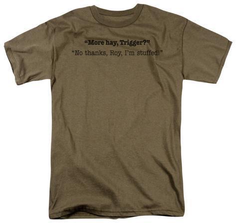 More Hay Trigger T-Shirt