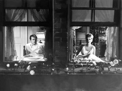 More The Merrier, Joel McCrea, Jean Arthur, 1943, Sitting ...