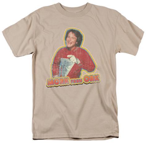 Mork Iron-On T-Shirt