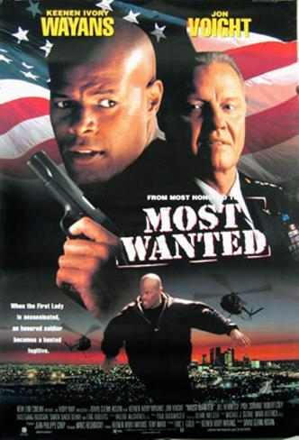 Most Wanted Original Poster