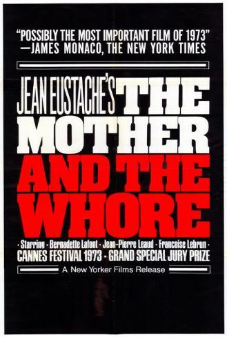 Mother and the Whore Poster