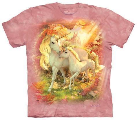Mother & Baby Unicorns T-Shirt