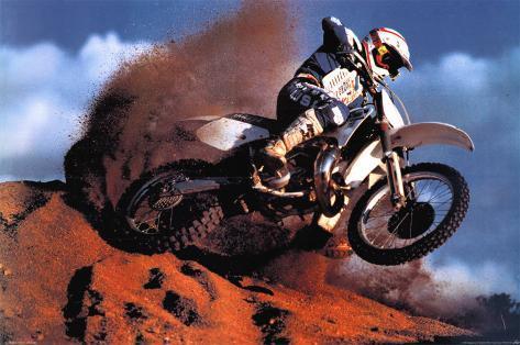 Motocross Póster