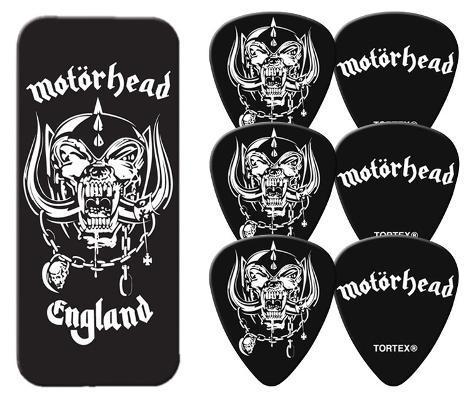 Motorhead - England Logo Guitar Picks Guitar Picks