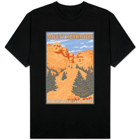 Mount Rushmore National Park, South Dakota T-Shirt