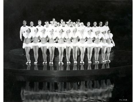 Movie 42nd Street, Year: 1933 - USA, Director: Lloyd Bacon Photographic Print