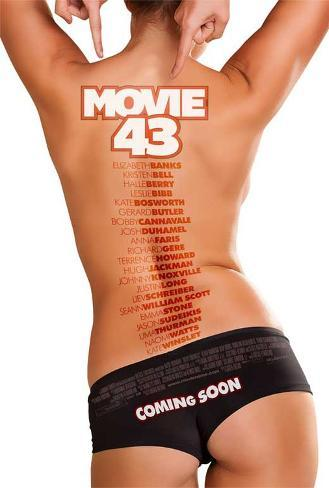 Movie 43 Movie Poster Pôster