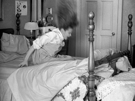 A scene from The Exorcist Photo