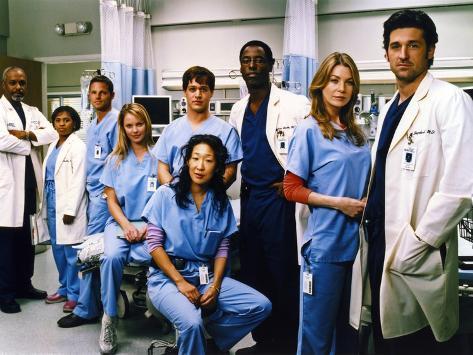Grey's Anatomy Family Picture Photo