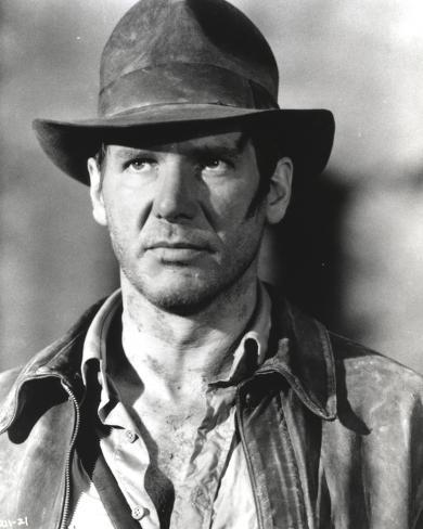 Harrison Ford wearing Cowboy's Attire Photo