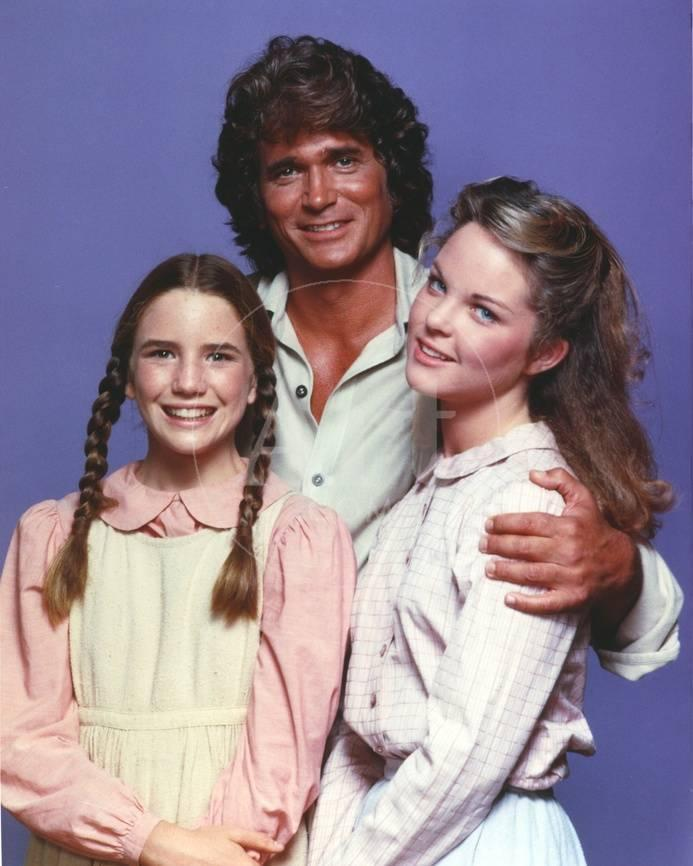 Little House On The Prairie Cast in Group Picture