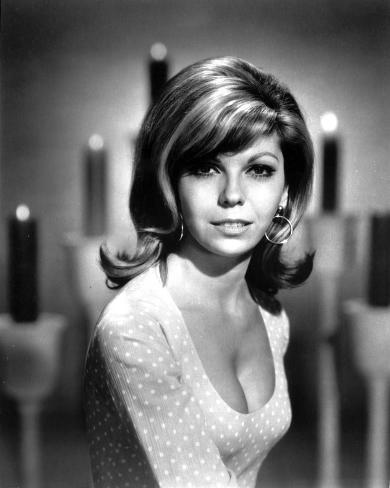 Nancy Sinatra Portrait In Classic Photo By Movie Star News