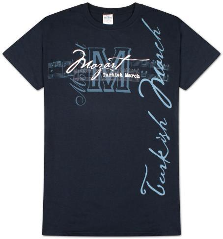 Mozart - Turkish March T-Shirt