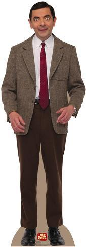 mr bean movie lifesize standup cardboard cutouts