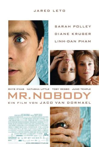 Mr. Nobody - German Style Poster
