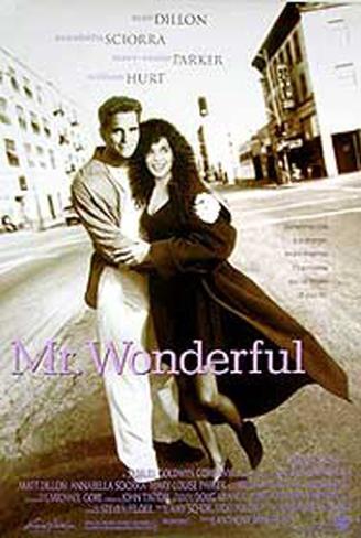 Mr. Wonderful Original Poster