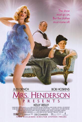Mrs. Henderson マスタープリント
