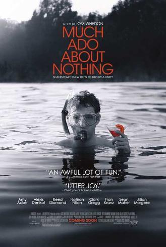 Much Ado About Nothing Movie Poster Masterprint
