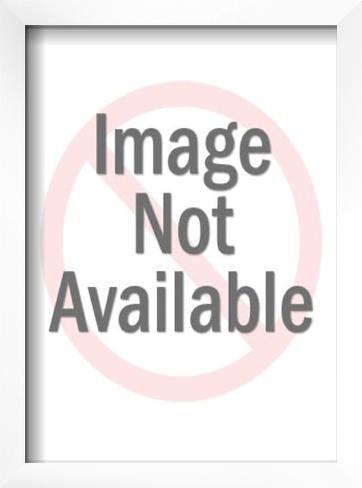 Mudhoney in Columbus, Ohio, 2008 Framed Art Print