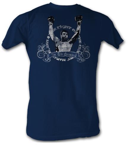 Muhammad Ali - Fight Of The Century T-Shirt