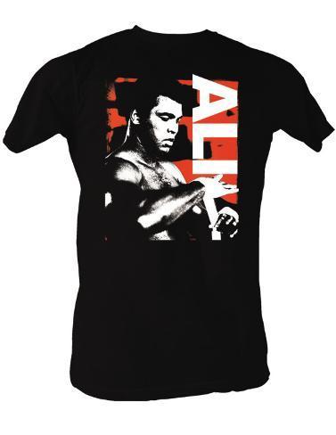 Muhammad Ali - Getting Ready Camiseta