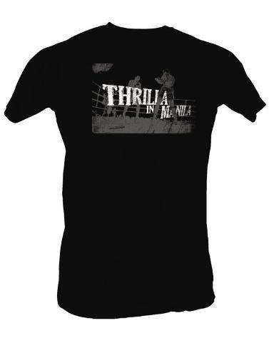 Muhammad Ali - Thrilla In Manilla T-Shirt