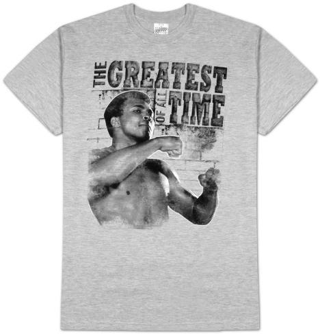 Muhammad Ali - Training Stance T-Shirt