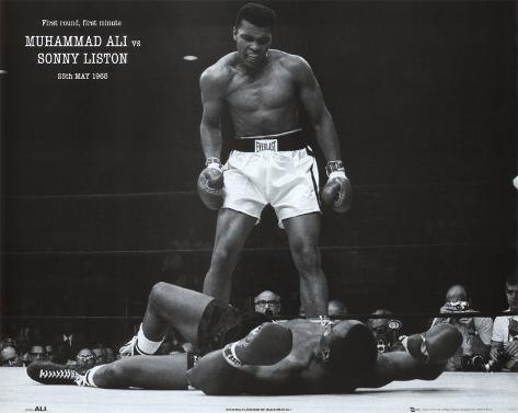 Muhammad Ali Minipôster