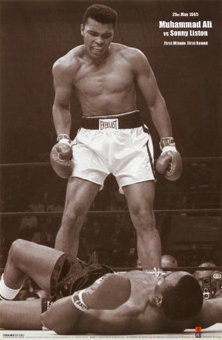 Muhammad Ali Impressão original