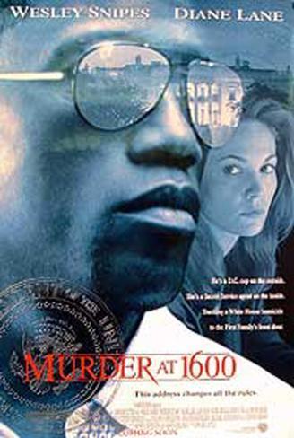 Murder At 1600 Original Poster