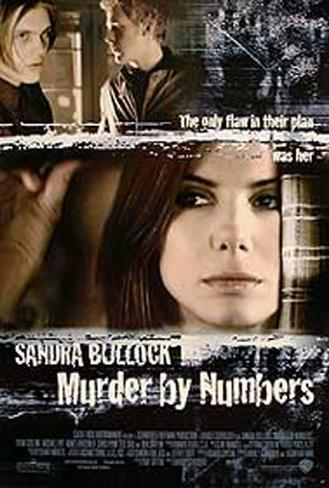 Murder By Numbers Original Poster