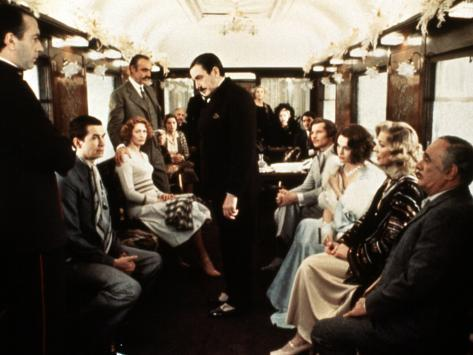 Murder On The Orient Express, 1974 Photo