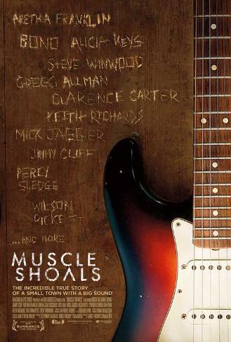 Muscle Shoals Masterprint