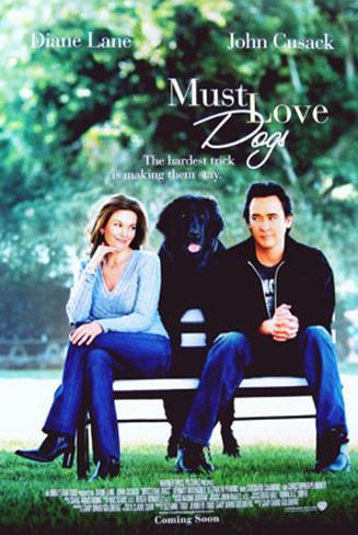 Must Love Dogs Double-sided poster