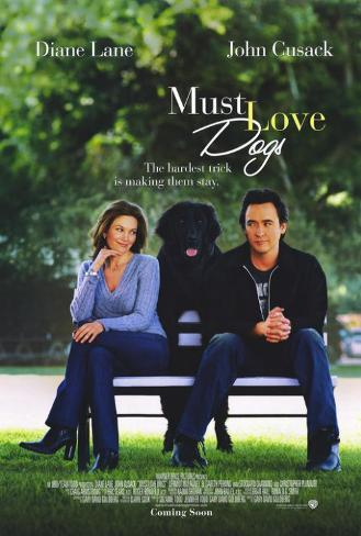 Must Love Dogs Masterprint