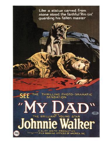 My Dad - 1922 ジクレープリント
