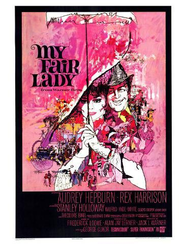 My Fair Lady, 1964 Art Print